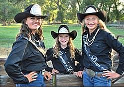 Cattlemen's Days 2021 Royalty