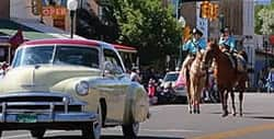 Cattlemen's Days Parade