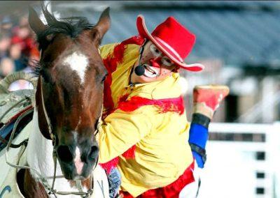 Cattlemen's Days Rodeo Entertainment