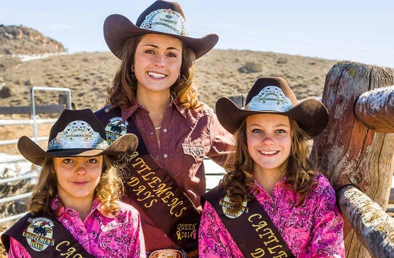 Cattlemen's Days Royalty 2014