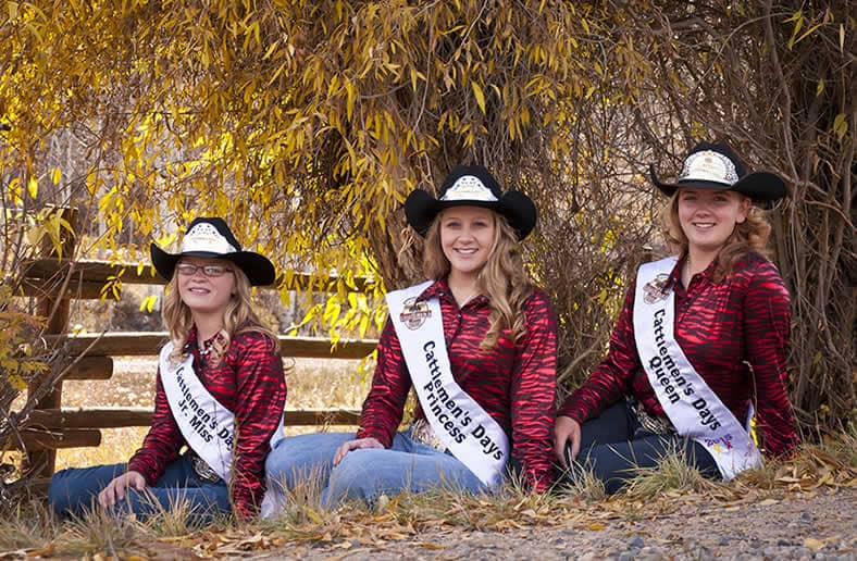Cattlemen's Days Royalty 2015