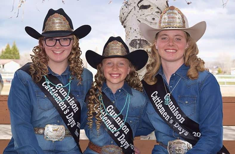 Cattlemen's Days Royalty 2017