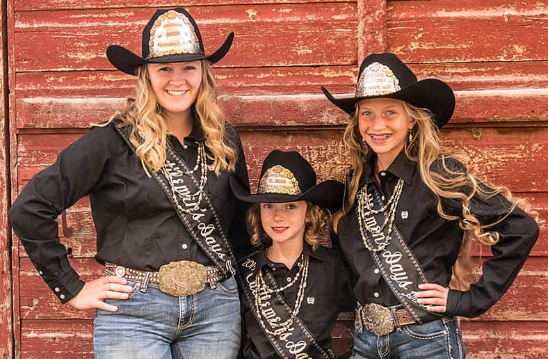 Cattlemen's Days Royalty 2019