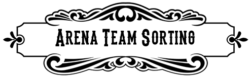 Cattlemens Days Arena Team Sorting