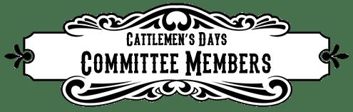 Cattlemen's Days Committee