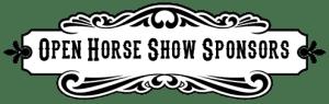 Cattlemens Days Open Horse Show Sponsors