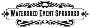 Cattlemens Days Watershed Event Sponsors