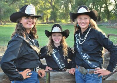 Cattlemen's Days Royalty 2021