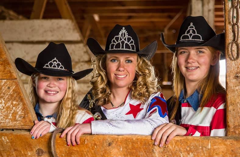 Cattlemen's Days Royalty 2013