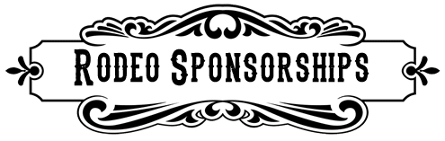 PRCA Rodeo Sponsorships