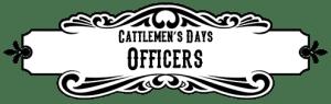 Cattlemen's Days Officers
