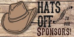 Hats Off to Cattlemen's Days Sponsors